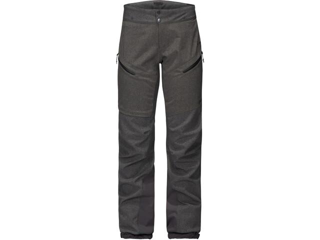 PYUA Spur Spodnie Softshell Kobiety, grey melange